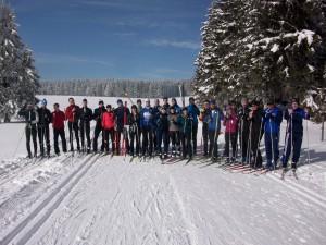 Skikurs Uni Jena