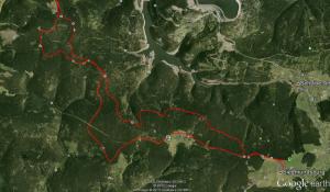 Skiwanderung von Siegmundsburg nach Masserberg