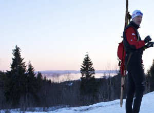 Skisack Tragesystem