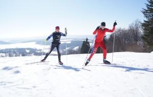 Langlauf Skating-Camp in Klingenthal