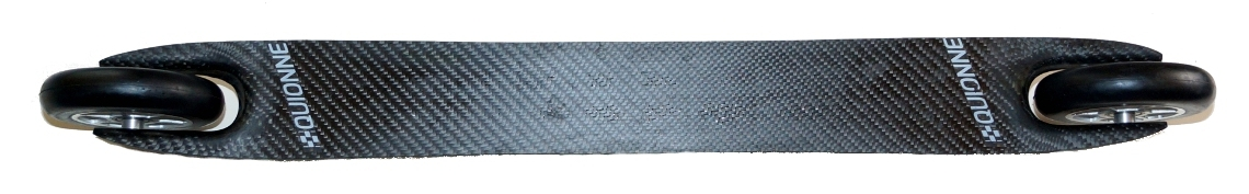 quionne carbon fiber skate im test skiroller magazin. Black Bedroom Furniture Sets. Home Design Ideas